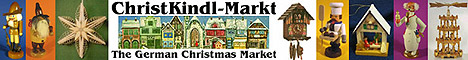 German Nutcrackers, German Pyramids, German Smokers from ChristKindl-Markt