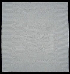 Custom Amish Quilts - Original Design Wholecloth Star Certified