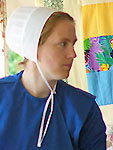AmishQuilter Amish Woman