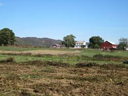Amish Mary Farm Home