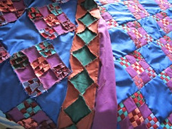 Amish Mary Quilt Top